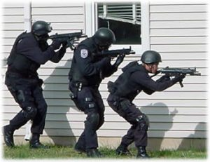 federal agents