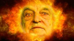 evil george soros