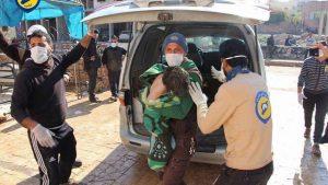 syrian gas attack