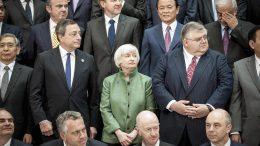 central banker