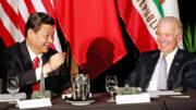 china at war with US