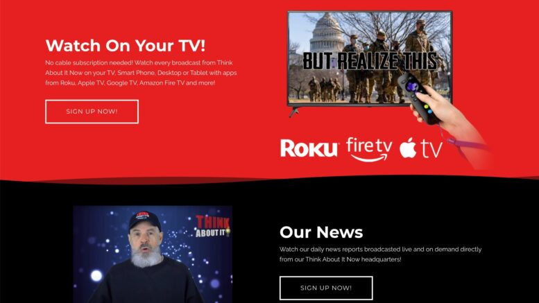 think about it now Roku